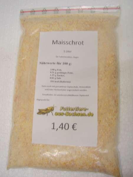 Maisschrot 1l