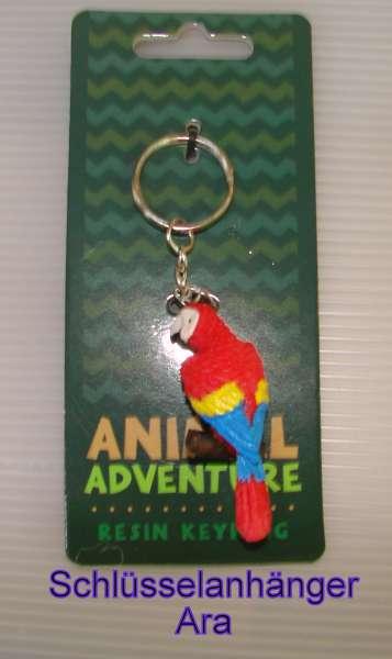 Schlüsselanhänger Ara