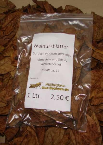 Walnussblätter ca. 1 l