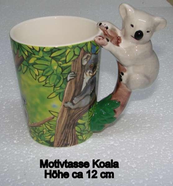 Motivtasse Koala