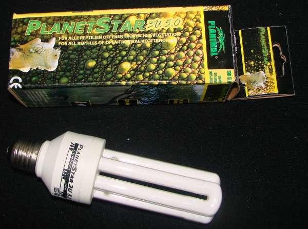 UV Lampe 5% UVB